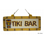 Decoratie Bord Tiki Bar