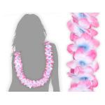 Hawaii slingers dik pink wit blauw